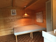 chalet's room campiste le gessy