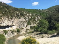 Gorges de ST May 10kms